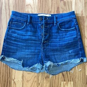 Women's A&F Denim Shorts